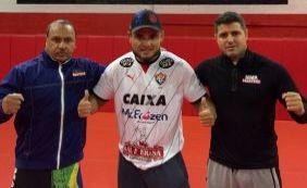 Baiano, atleta do Vitória estreia no UFC neste domingo nos EUA