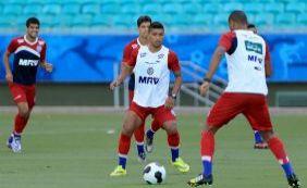 Confira as últimas informações para o jogo entre Bahia x Juazeirense; ouça