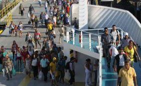 Novo ferryboat deve começar a operar até o verão de 2017