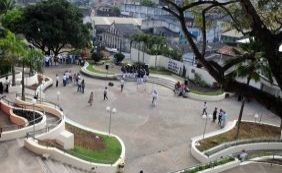 Praça do Pelourinho pode ganhar espaço para atividades educativas