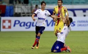 Ouça os gols do Bahia sobre a Juazeirense na voz de Luis Victa