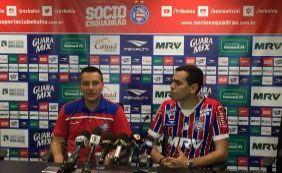 """""""Acho que estão satisfeitos com a condição no clube"""", ironiza Sant'ana"""