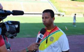 Cai o terceiro técnico no Baiano 2016: Sérgio Araújo deixa a Juazeirense