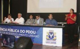 Câmara diz que escolha de relator do PDDU é feita pelo governo