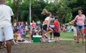 Boa Praça acontece neste fim de semana na praça Ana Lúcia Magalhães