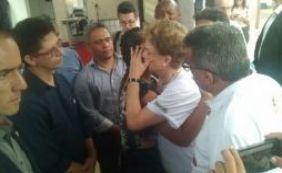Dilma encontra família de menina morta em Petrolina e promete investigação