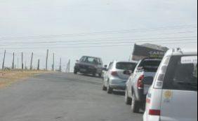 Após diversas promessas de solução, caos continua na Estrada Velha do Aeroporto
