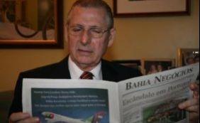 Uma semana após posse, Geraldo Vilalva deixa direção do A Tarde