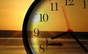 Horário de verão acaba à 0h deste sábado para domingo