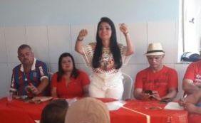 Moema Gramacho anuncia pré-candidatura em Lauro de Freitas