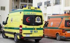 Explosão de bomba deixa um morto e sete feridos no Egito