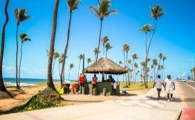 Secretária assegura relocação de vendedores de coco no Jardim de Alah