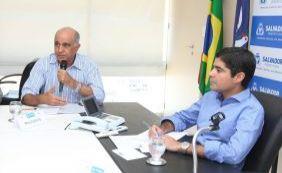 Nota Salvador é ampliada e prefeito anuncia corte em orçamento de 2016