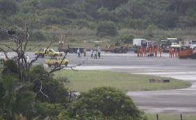 Aeroporto passa por manutenção das pistas a partir desta segunda