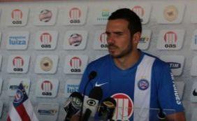 Lucas Fonseca rescinde com o clube chinês e fica próximo do Bahia