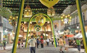 Norte-americanos são estrangeiros que mais curtem os festejos juninos na Bahia