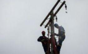 Impasse entre trabalhadores eletricitários e a Coelba chega ao fim