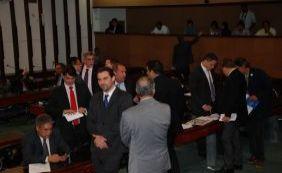 Deputados têm prazo até o dia 19 para definirem lideranças de comissões na Alba