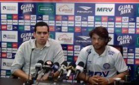 Ex-jogador Preto Casagrande volta ao Bahia como auxiliar-técnico