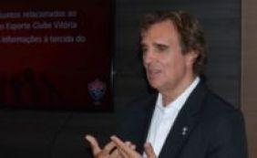 """""""É injusto e pouco inteligente"""", diz Verardi sobre divisão das cotas de TV"""