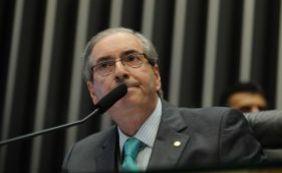 STF: Análise de denúncia contra Cunha fica para próxima quarta-feira