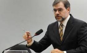 Dias Toffoli vai relatar novo inquérito sobre Renan Calheiros no STF