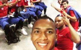 Sem Feijão, grupo do Bahia embarca para os EUA onde enfrenta o Orlando City
