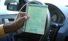 Mais de 20 mil motoristas podem ter CNH suspensa por infrações; confira