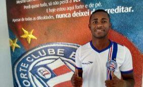 Bahia anuncia a contratação jogador eleito melhor meia do campeonato capixaba