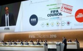 Antes das eleições para presidente, FIFA anuncia pacote com reformas