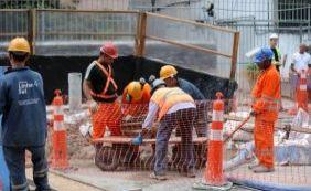 Cai índice de emprego na Construção Civil