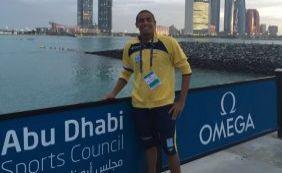 Allan do Carmo fica em 9º na Copa do Mundo de Maratonas Aquáticas