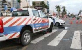 Transalvador altera trânsito em alguns pontos da cidade neste fim de semana