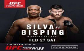 Após um ano suspenso por doping, Anderson Silva volta ao UFC e enfrenta Bisping