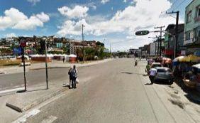 Mulher mata próprio comparsa durante assalto a ônibus no Largo do Tanque