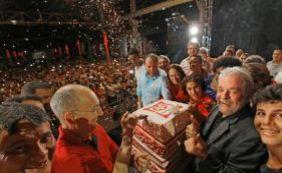 """Em festa do PT, Lula diz: """"Se precisar, serei candidato a presidente em 2018"""""""