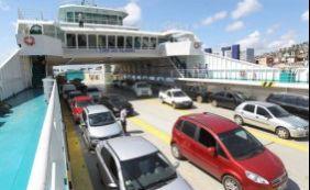 Fluxo é intenso nos terminais de ferry-boat neste sábado