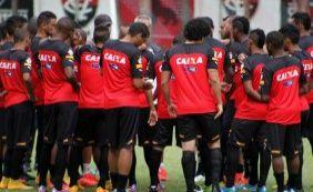 Vitória enfrenta o ABC no Barradão neste sábado; ouça o boletim