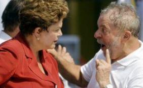 """Lula critica Dilma: """"Ela está no volume morto. O PT está abaixo"""""""