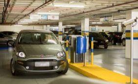 Estacionamento: shopping Paralela vai cobrar preço diferenciado