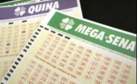 Mega-Sena acumula e prêmio pode chegar a R$40 milhões