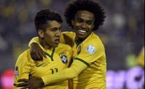 Brasil vence a Venezuela e aguarda o Paraguai nas quartas de final