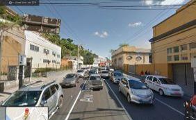 Homem é atropelado na Avenida Jequitaia em Salvador