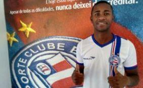 João Paulo é regularizado e já pode atuar pelo Bahia