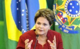Presidente Dilma nega boato de que estava internada em hospital