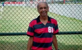 Adeus ao ídolo! Morre Carlinhos, ex-jogador e ex-técnico do Flamengo