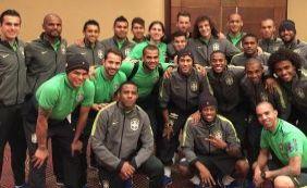 Neymar deixa o Chile e pede perdão a companheiros de equipe