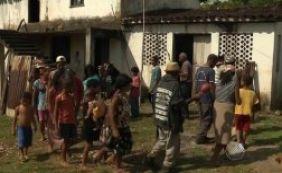 Índios tupinambás ocupam fazenda e afirmam que local era uma aldeia