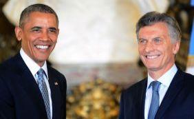 Obama e Macri dizem que Brasil tem estrutura forte para sair da crise política