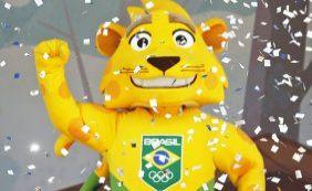 """Brasil terá onça-pintada """"Ginga"""" como mascote para as Olimpíadas 2016"""